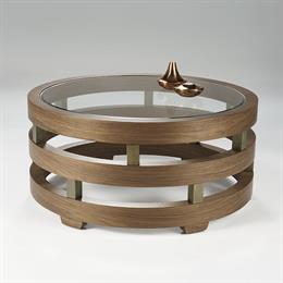Replay Circular Coffee Table