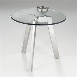 Otto Circular Lamp Table