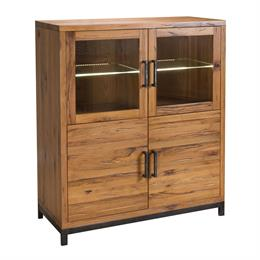 Abbey Highboard with Lights