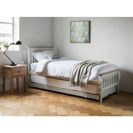 Worcester Guest Bed (in painted grey)