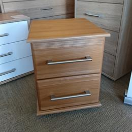 PLAZA 2 Drawer Narrow Chest