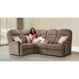Keswick Fixed Corner Sofa (fabric)