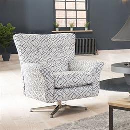 Memphis Swivel Chair