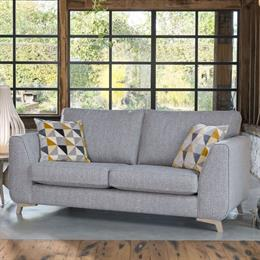 Stockholm 3 Seater Sofa