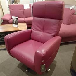 ROM Twist Reclining Swivel Chair