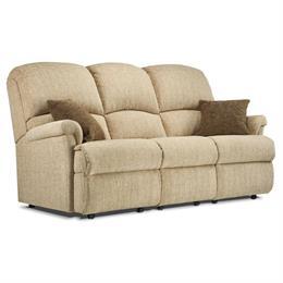 Sherborne Nevada Fixed 3 Seater Sofa (fabric)
