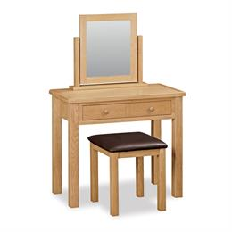 Crealey Compact Dressing Table Set