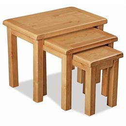 Crealey Nest of Tables