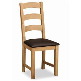 Crealey Compact Ladder Chair