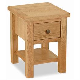 Crealey Compact Lamp Table