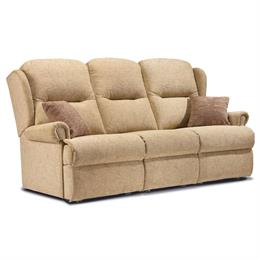Sherborne Malvern Fixed 3 Seater Sofa (fabric)