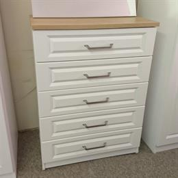 SORRENTO 5 Drawer Chest
