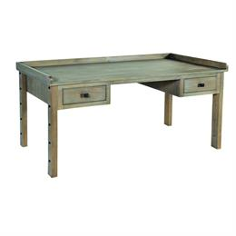 Flava Desk with 2 Drawers