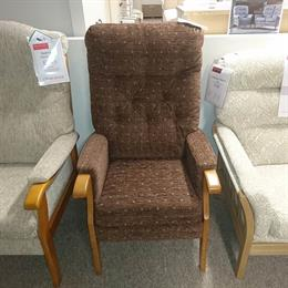 RELAX Radley High Back Standard Chair
