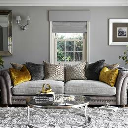 Splendid 3 Seater Sofa