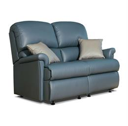 Sherborne Nevada Fixed 2 Seater Sofa (leather)