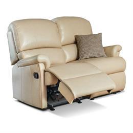 Sherborne Nevada Reclining 2 Seater Sofa (leather)