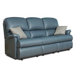 Sherborne Nevada Fixed 3 Seater Sofa (leather)
