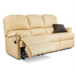 Sherborne Nevada Reclining 3 Seater Sofa (leather)