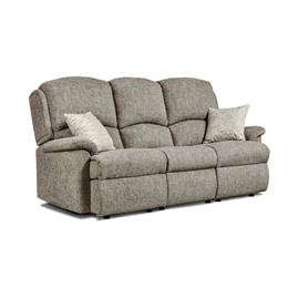 Sherborne Virginia Fixed 3 Seater Sofa (fabric)