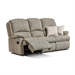 Sherborne Virginia Reclining 3 Seater Sofa (fabric)