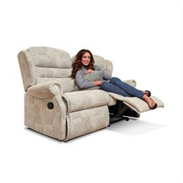 Sherborne Ashford Reclining 2 Seater Sofa (fabric)