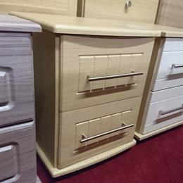 WINDERMERE 2 Drawer Narrow Chest