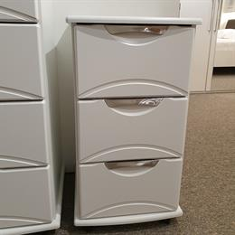 SCARLETT 3 Drawer Narrow Chest