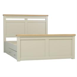 Cromwell King Size Bedstead with Storage