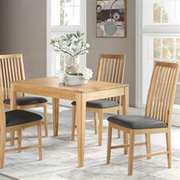 Donmure Dining Table & 4 Chairs