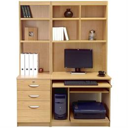 Compton Home Office Furniture Set-17