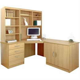 Compton Home Office Furniture Set-19