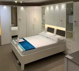 Wiemann Almeria Bedroom Display