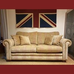 ALSTONS Cambridge 3 Seater Sofa and Chair