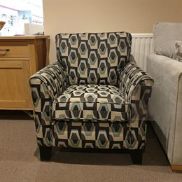 ALSTONS Spitfire Accent Chair