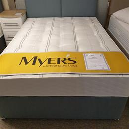 MYERS 4'6 Milan Myerpaedic Ortho 800 Mattress