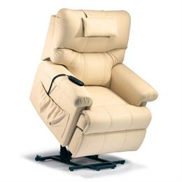 Norvik Electric Lift & Rise Care Recliner (leather)