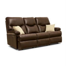 Norvik Fixed 3 Seater Sofa