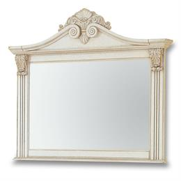 Amore Crested Mirror