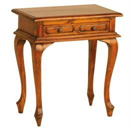 Mahogany Village Cabriole Leg Table