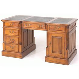 Mahogany Village Large Desk