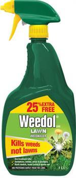 Weedol Lawn Weedkiller RTU 800ml