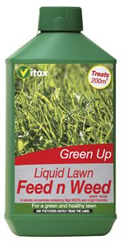 Green Up Liquid Feed & Weed 1 litre