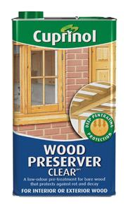 Cuprinol Clear Wood Preserver