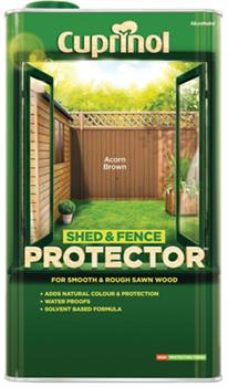 Cuprinol Shed + Fence Protector - 5L