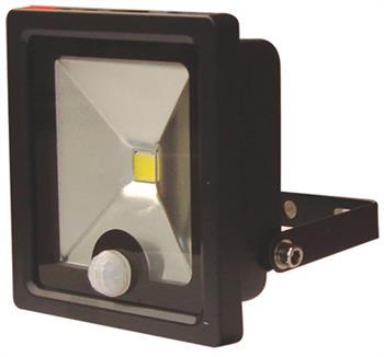 XQ Lite LED Slimline Floodlight with PIR 10w