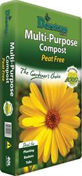 DURSTONS PEAT FREE COMPOST 40L