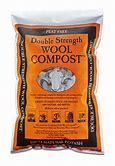 Wool Compost Double Strength 30L
