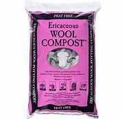 Wool Compost Ericaceous 30L