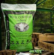 Wool Compost for Seeds 12L